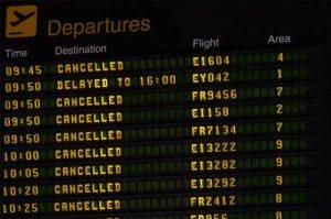 atraso voo aereo