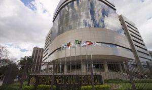 Sede do Tribunal Regional Federal