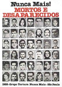 ditadura-militar-mortos-desaparecidos-cartaz-resistencia