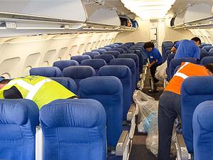 limpeza-aeronaves