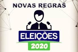 Eleições 2020: Regras Para  Convenções, Escolha e Registro de Candidaturas