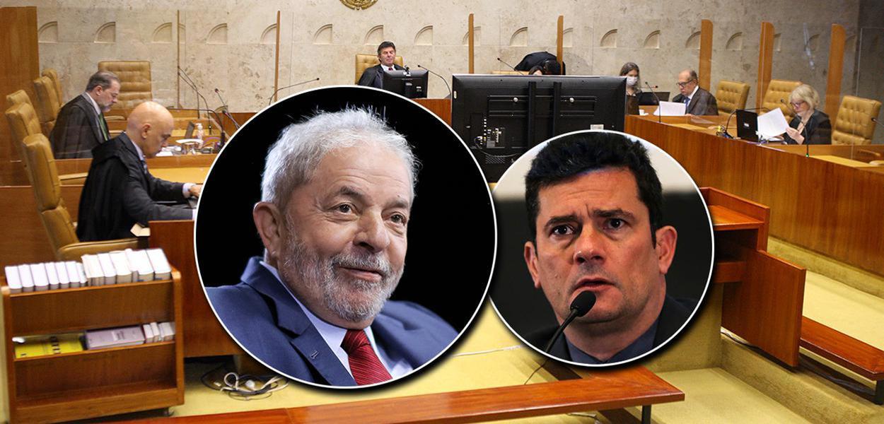STF confirma suspeição do ex-juiz Sérgio Moro