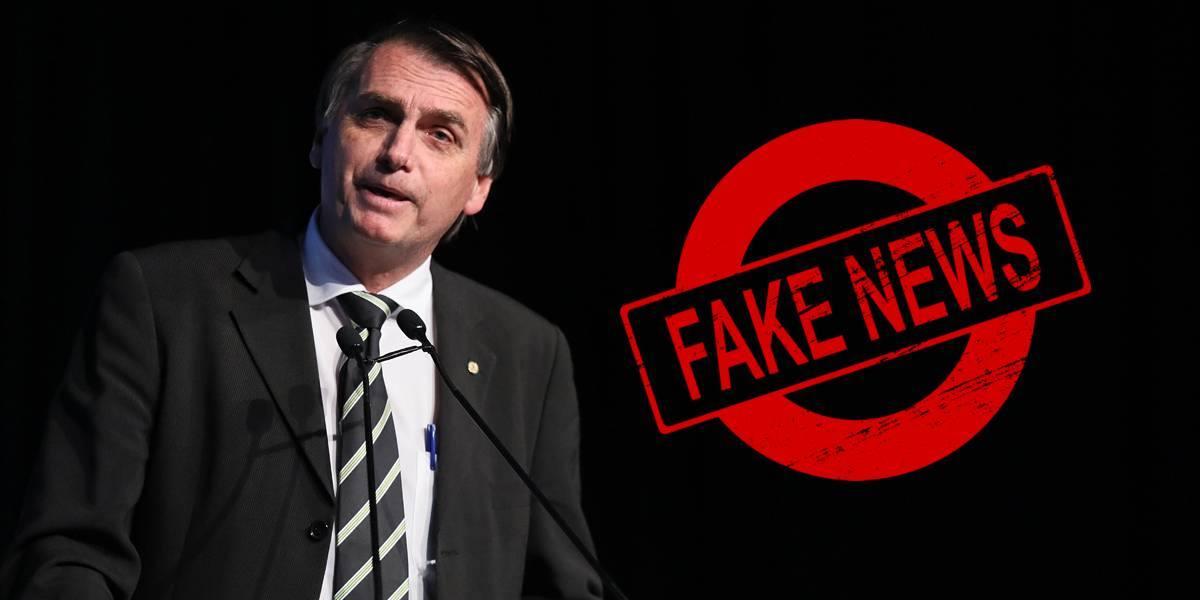 TSE desmente fake news de Bolsonaro